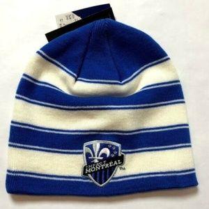 Montreal Impact Beanie Cap Winter Hat Toque Soccer